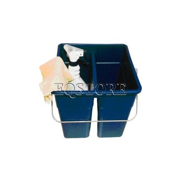 Ведро 2-хсекционное для салфеток 10 л