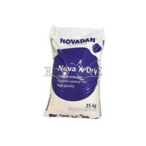 Гигиенический порошок с антибактериальным эффектом Nova X-DRY