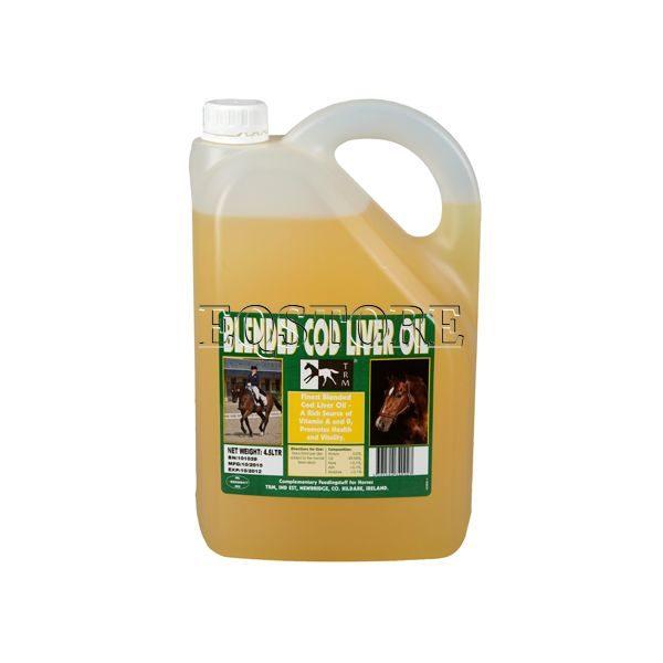 Cod liver oil (Масло печени трески)