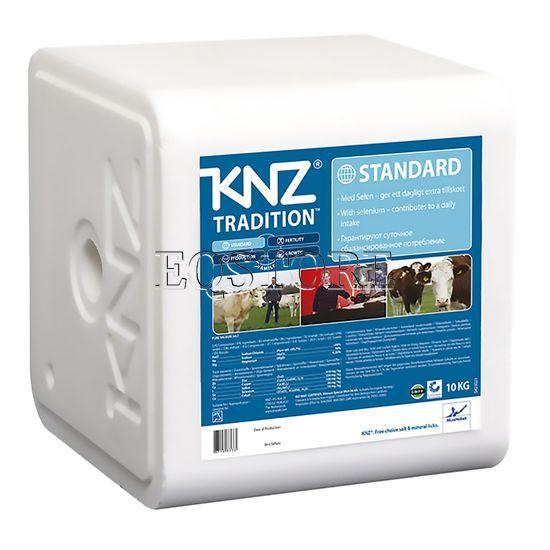 Соль-лизунец KNZ Standard (стандарт)