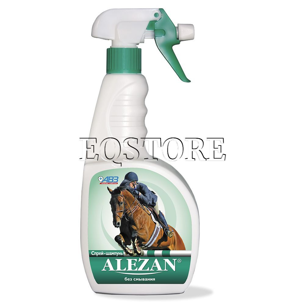 Алезан спрей-шампунь без смывания