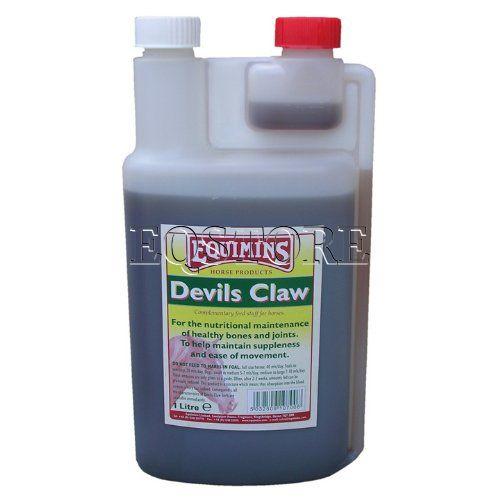 Devil's Claw Liquid (Настойка дьявольского когтя)