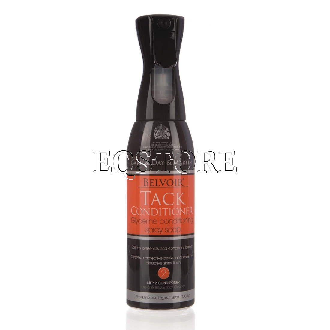 Belvoir Tack Conditioner / Спрей-кондиционер для амуниции Belvoir 600 мл