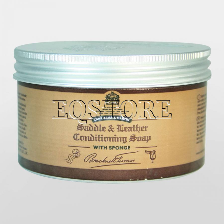 01405 Brecknell Turner Saddle Soap (Cедельное мыло Brecknell Turner 250 мл)