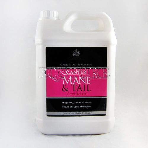 Canter Mane & Tail Conditioner (Кондиционер для гривы и хвоста 5 л)