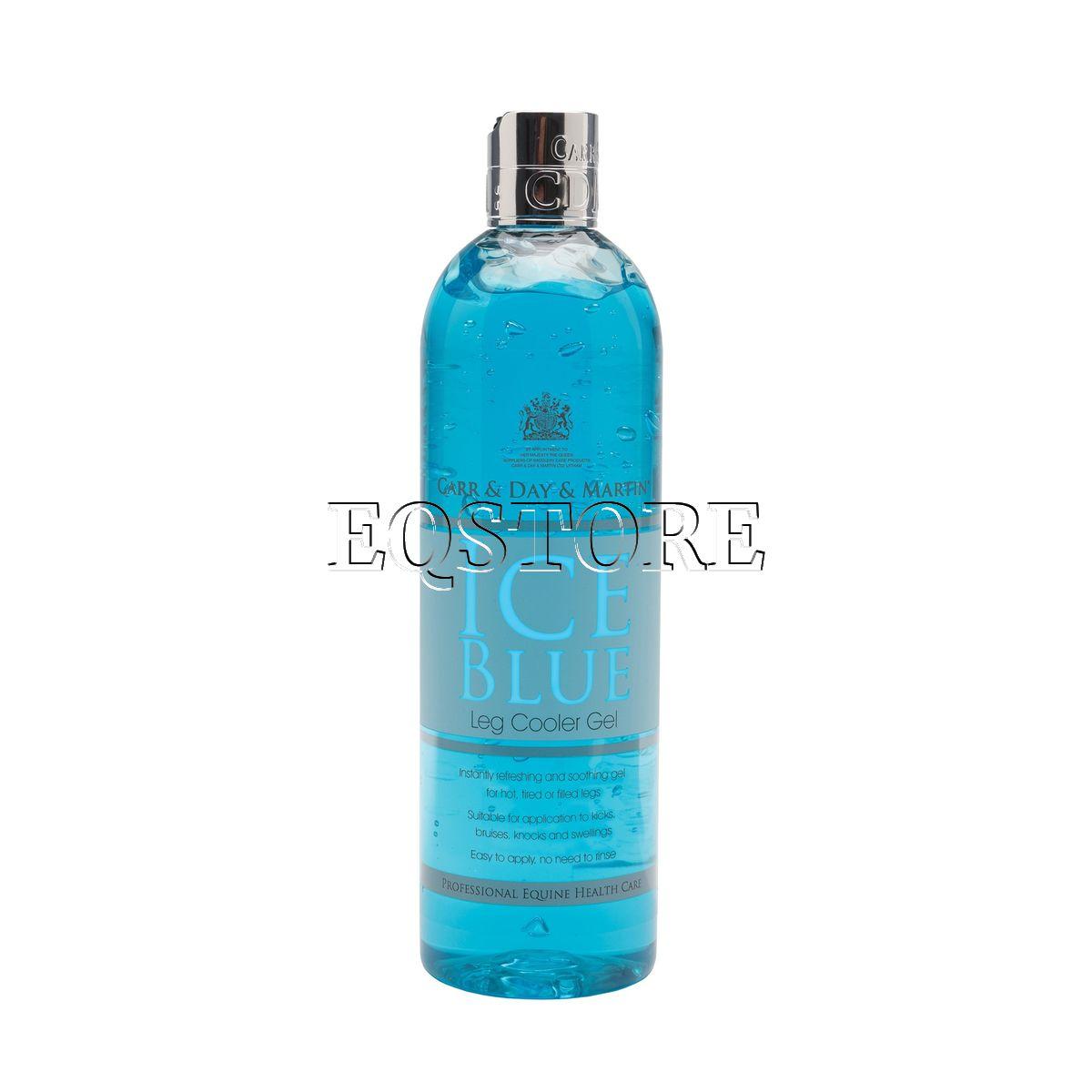 Ice Blue Leg Cooling Gel (Голубой охлаждающий гель)