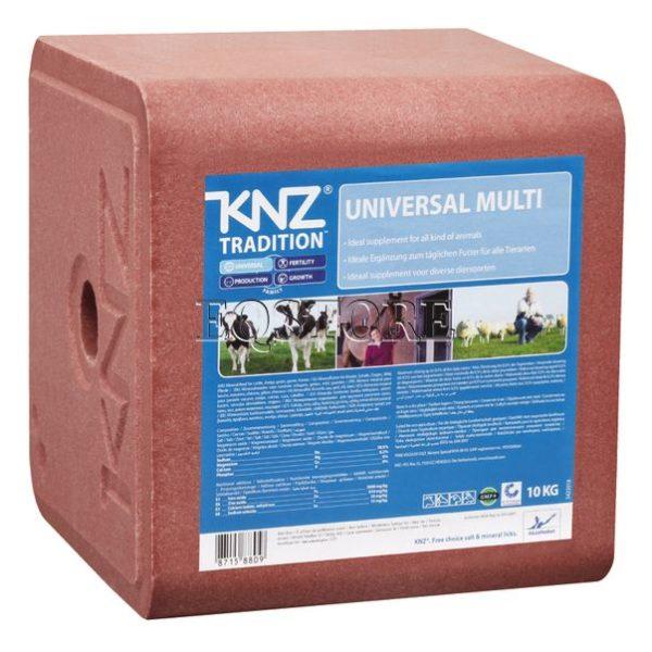Соль-лизунец KNZ с железом