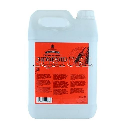 Vanner & Prest Hoof Oil (Масло для копыт Vanner & Prest 5 л)
