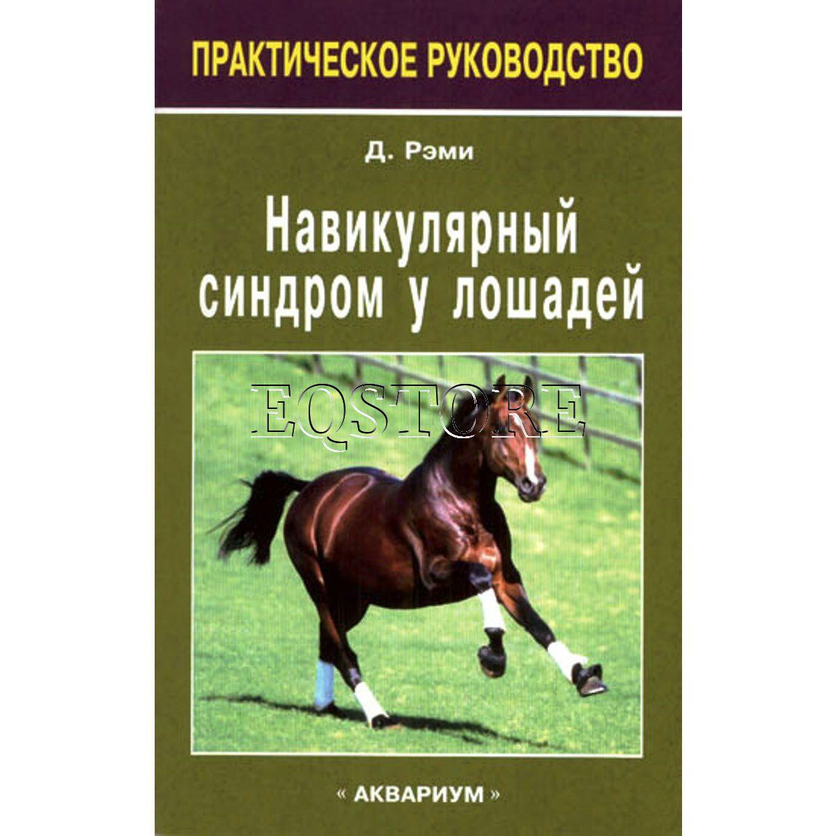 Навикулярный синдром у лошадей