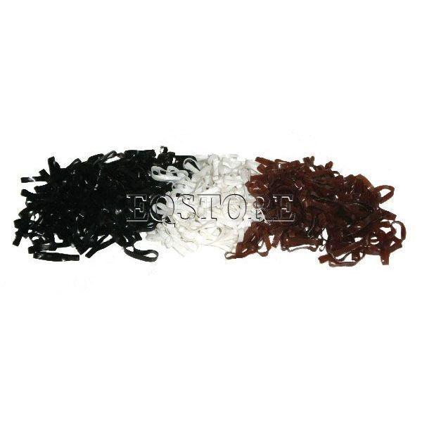 Резинки для гривы силикон 450 шт (WAHLSTEN)